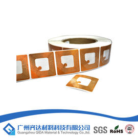China EAS anti-theft supermarket plastic hard label distributeur